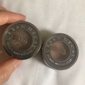 URBAN DECAY- duo eyeshadows